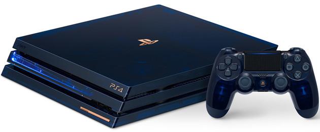 PS4 Pro 500 wygląd