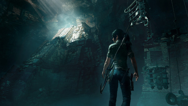 Shadow of the Tomb Raider grobowiec