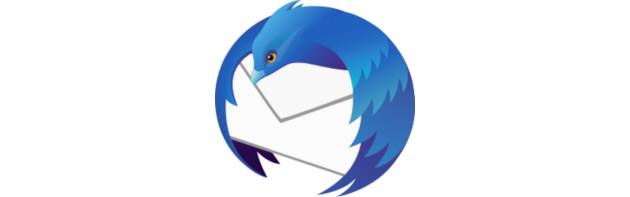 Thunderbird nowe logo
