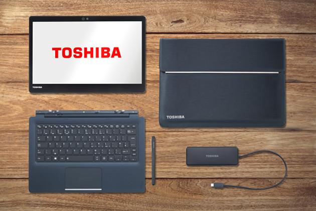 Toshiba Portégé X30T-E zestaw