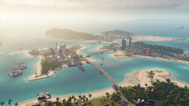 Tropico 6 screen 1