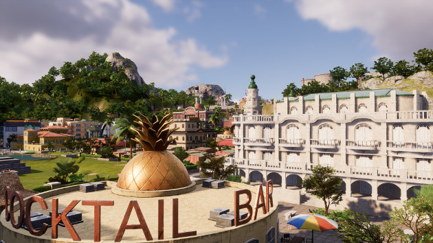 Tropico 6 screen 3