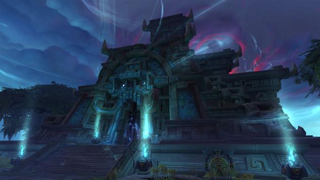 World of Warcraft: Battle for Azeroth art