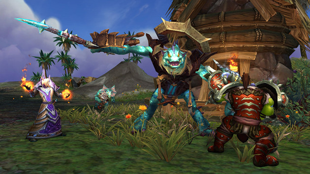 World of Warcraft: Battle for Azeroth screen