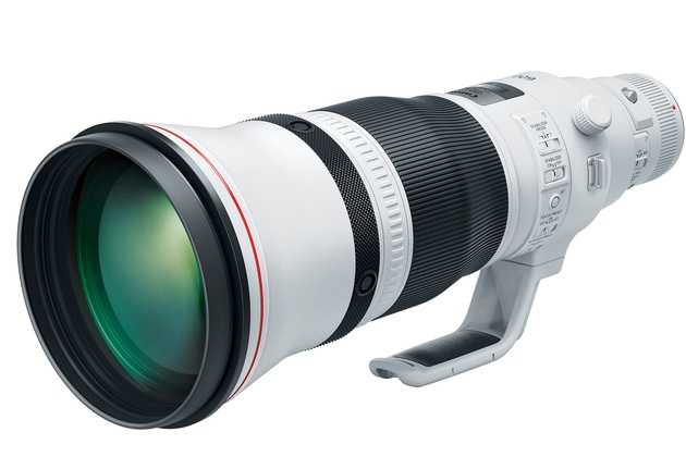 Canon EF 600 mm f/4