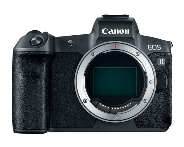 Canon EOS R sensor