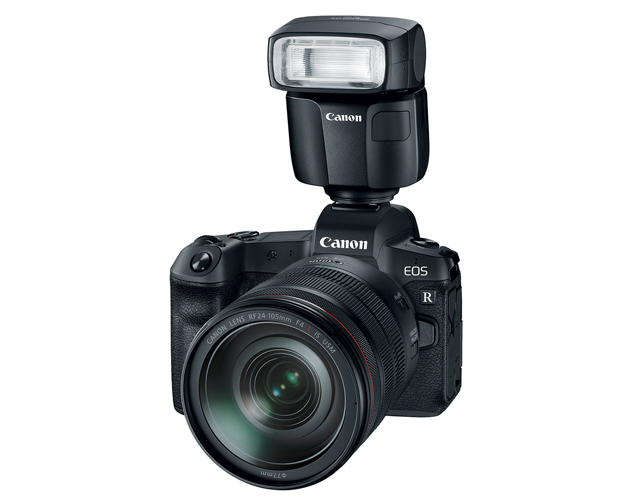 Canon EOS R lampa błyskowa EL-100
