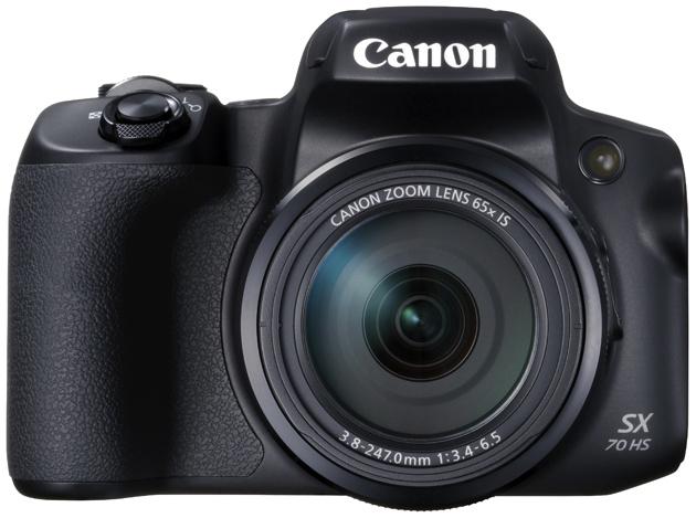 Canon Powershot SX70 HS przód