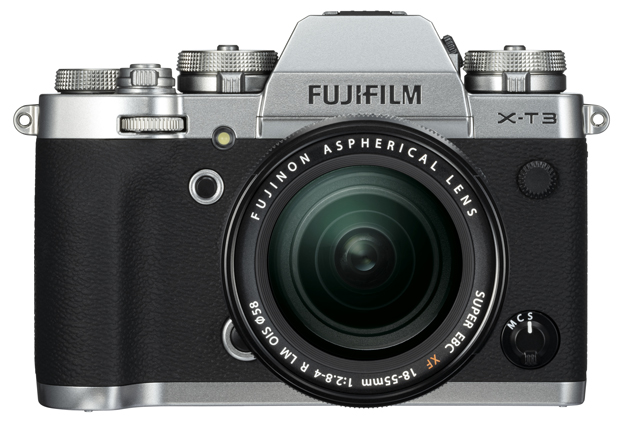 Fujifilm X-T3 przód