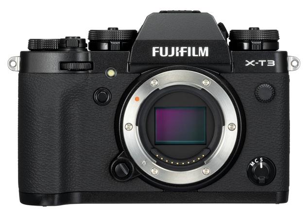 Fujifilm X-T3 sensor