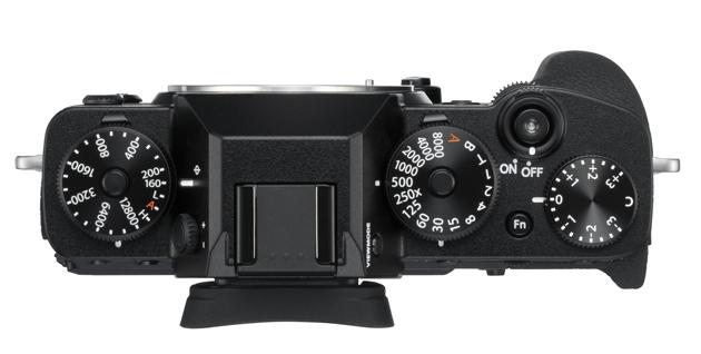 Fujifilm X-T3 góra