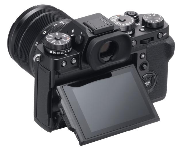 Fujifilm X-T3 odchylany ekran