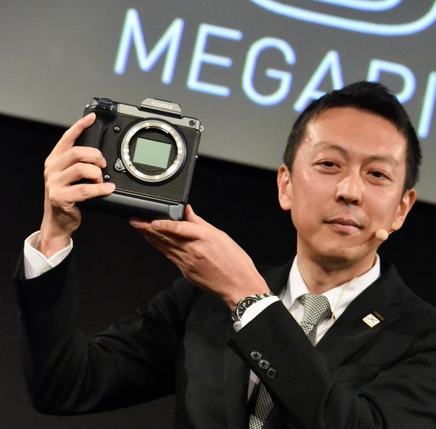 Fujifilm GFX 100 Photokina