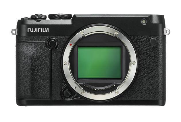 Fujifilm GFX 50R sensor