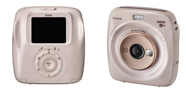 Fujifilm SQ20 widok tył przód