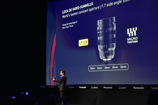 Panasonic obiektyw 10-25 mm