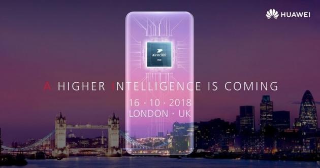 Huawei Mate 20 i Mate 20 Pro konferencja