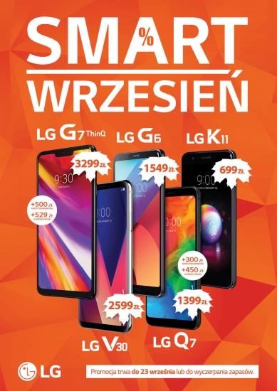 LG Smart Wrzesień