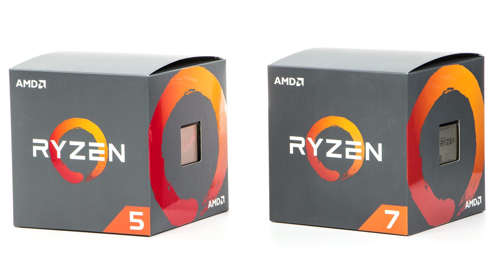 AMD Ryzen 5 i Ryzen 7