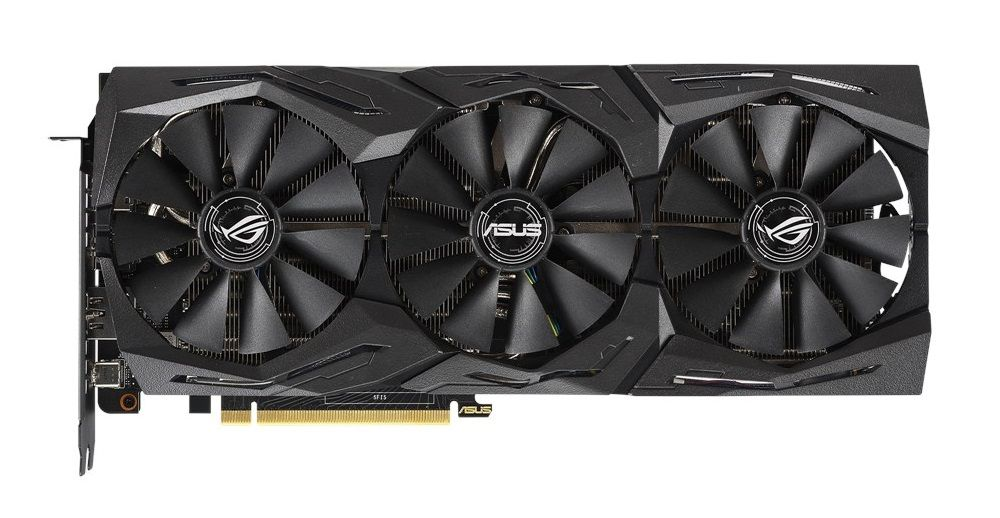 ASUS GeForce RTX 2070 Strix 8G