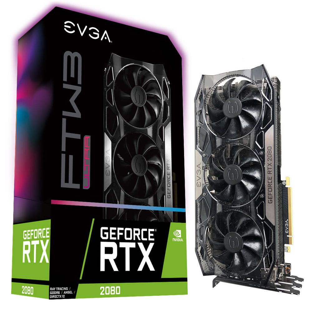 EVGA GeForce RTX 2080 FTW3 Ultra
