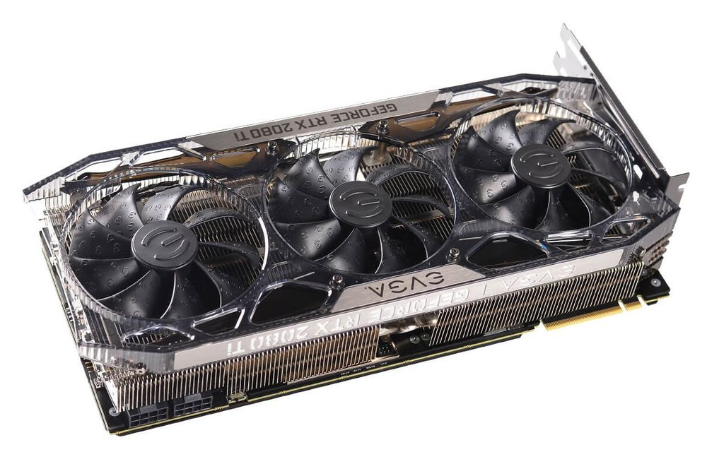 EVGA GeForce RTX 2080 Ti FTW3 Ultra