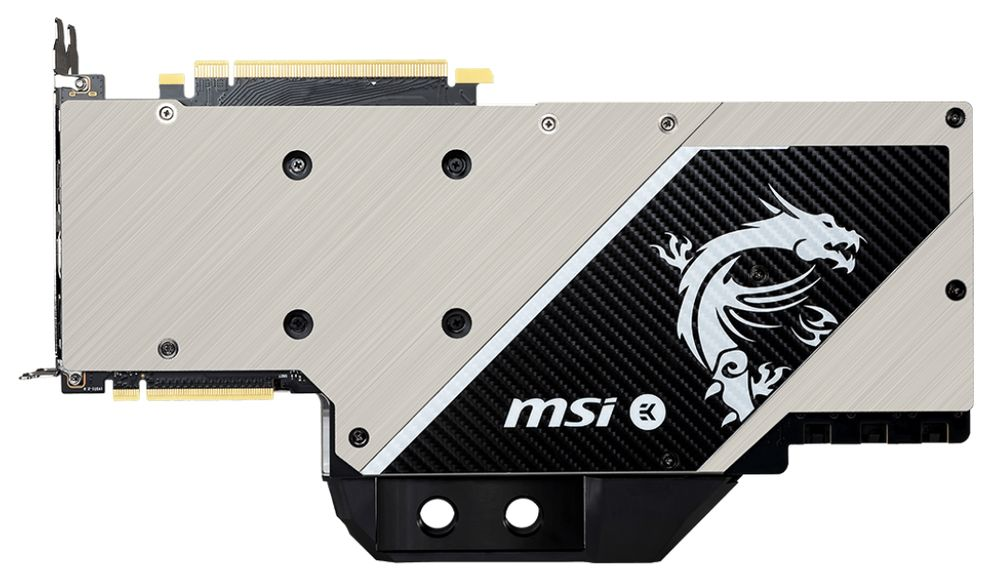 MSI GeForce RTX 2080 Ti Sea Hawk EK X