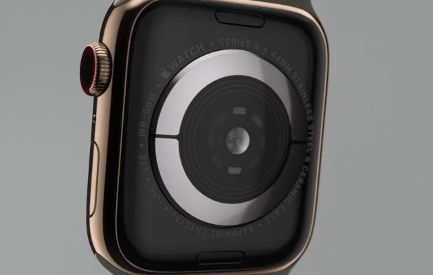 Apple Watch Series 4 tył