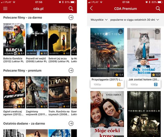 CDA aplikacja iOS
