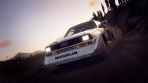 DiRT Rally 2.0 screen 1