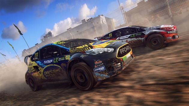 DiRT Rally 2.0 screen 4