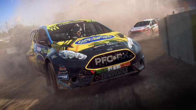 DiRT Rally 2.0 screen 5