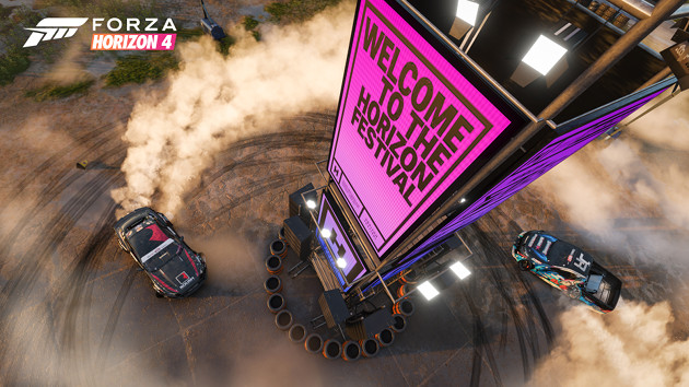 Forza Horizon 4 festival