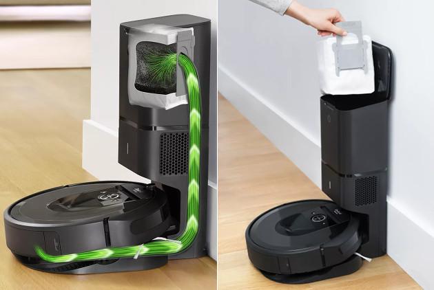 iRobot Roomba i7+ kosz