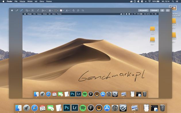 macOS Mojave benchmark
