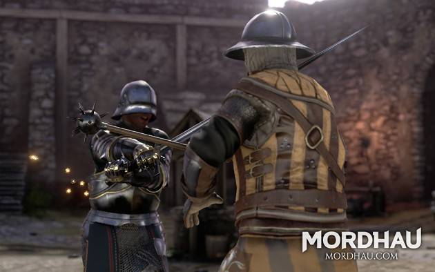 Mordhau screen