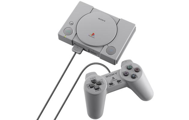 PlayStation Classic konsola