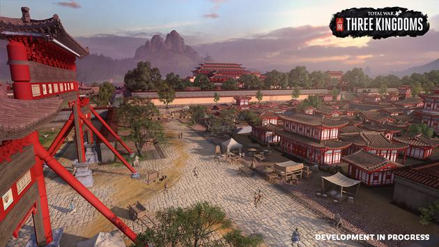 Total War: Three Kingdoms screen 1
