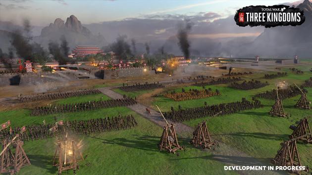 Total War: Three Kingdoms screen 2