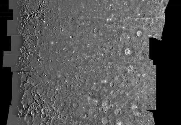 Merkury Mariner 10 mozaika