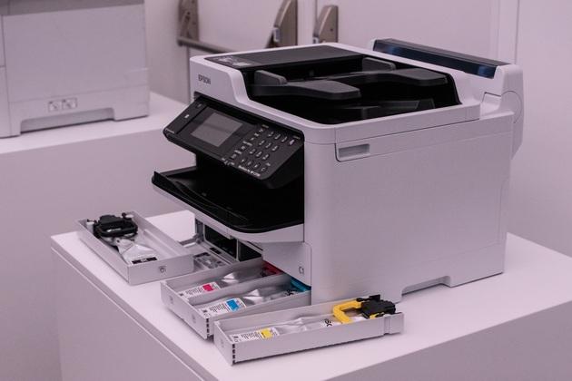Epson drukarki biznesowe