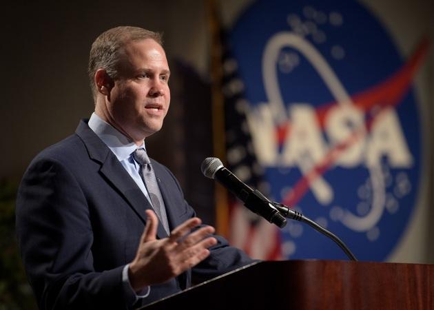 23 administrator NASA
