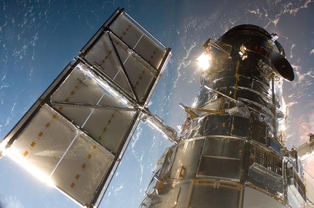 Hubble na orbicie w 2009 roku