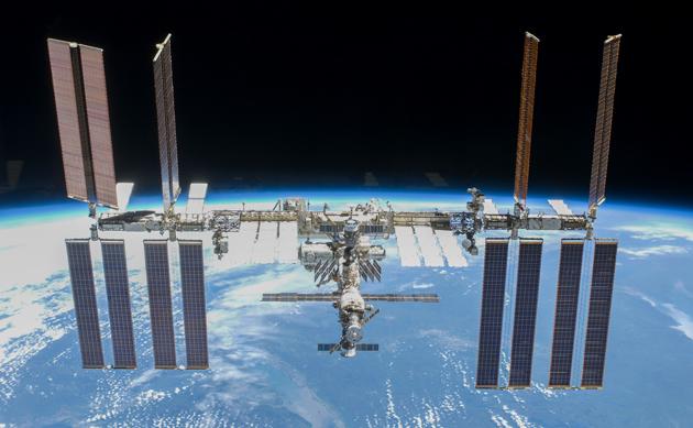 ISS w 2009 roku