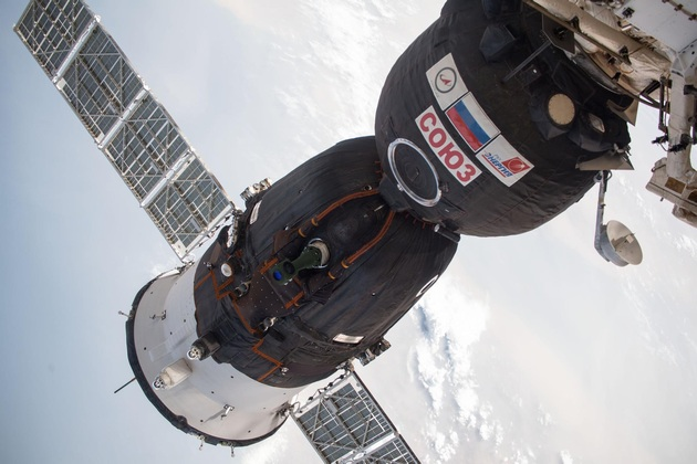 Sojuz i Międzynarodowa Stacja Kosmiczna