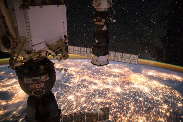 Sojuz i Progress i Międzynarodowa Stacja Kosmiczna