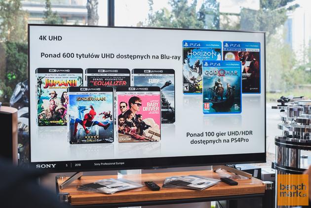 Filmy i gry 4K