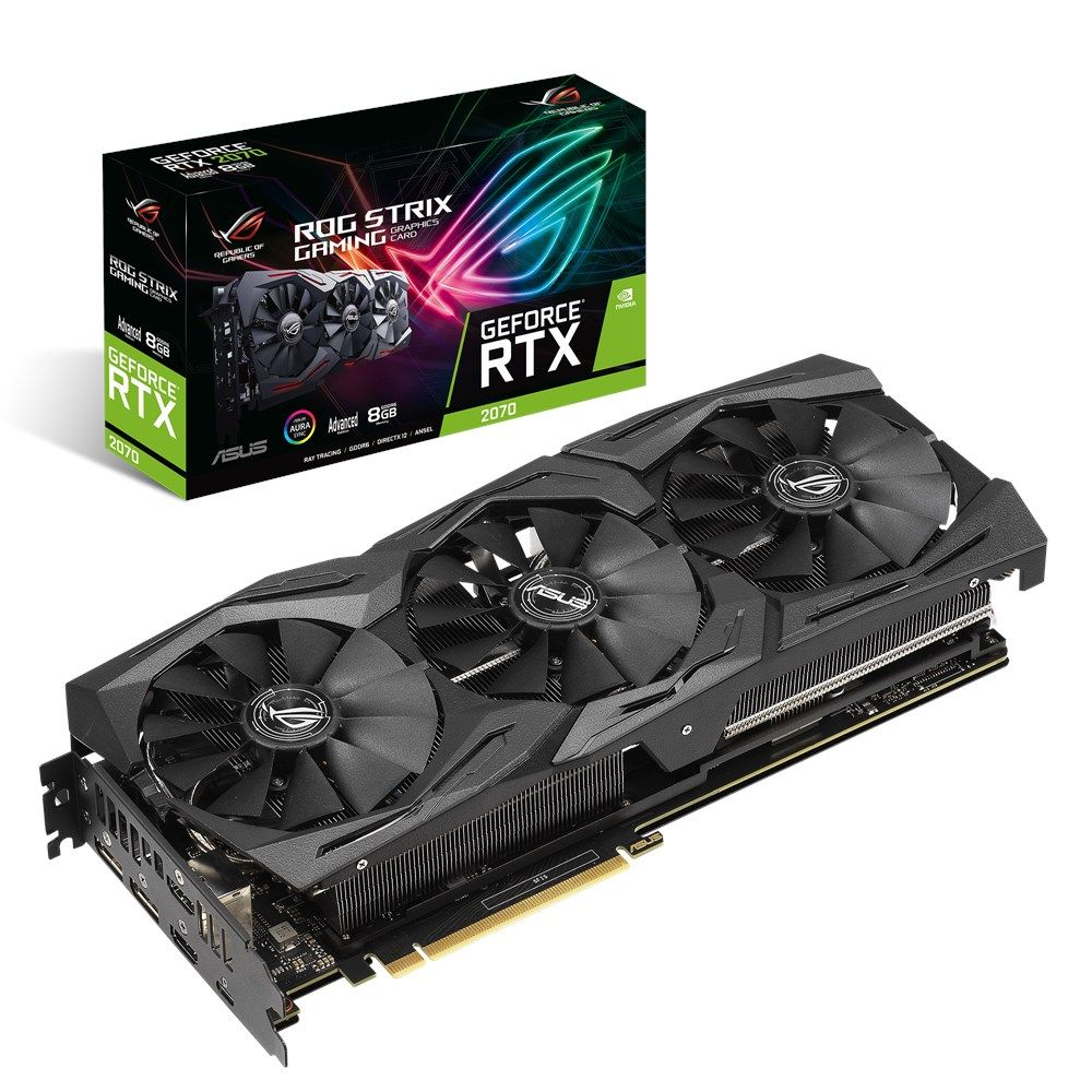 ASUS ROG GeForce RTX 2070 8G Strix Advanced