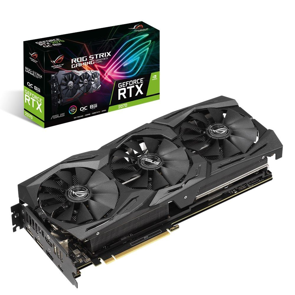 ASUS ROG GeForce RTX 2070 8G Strix OC