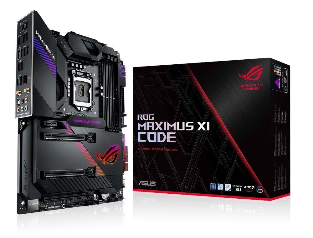 ASUS ROG Maximus XI Code